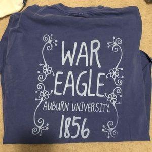 Tops - TWO Auburn T-shirt's